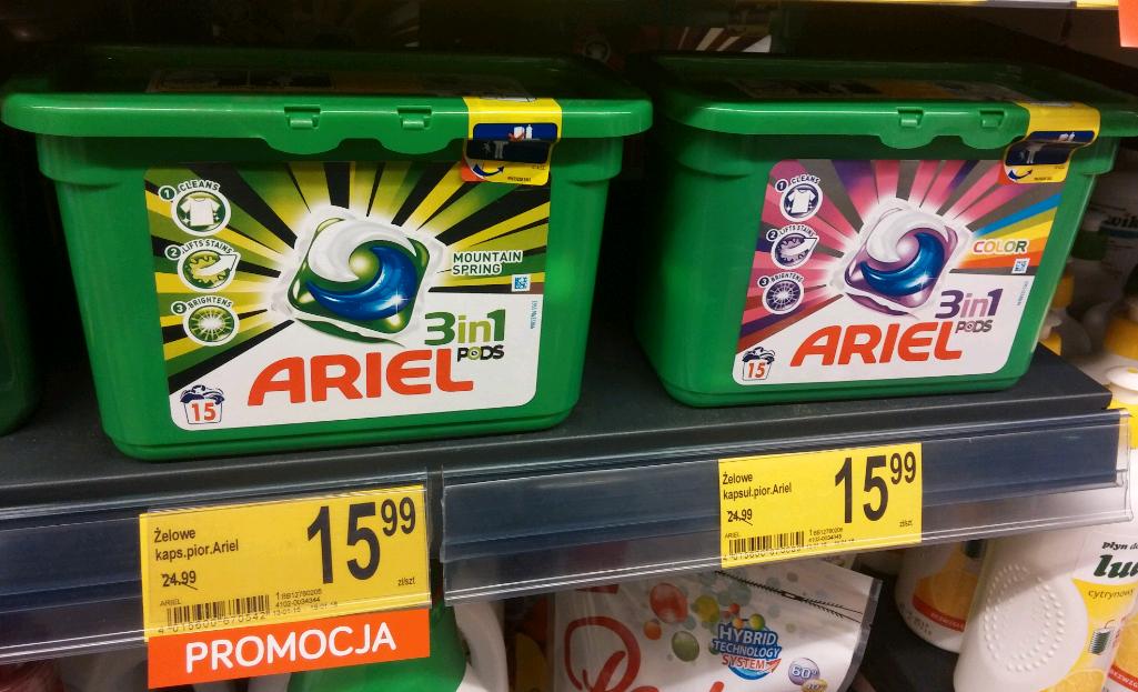 Ariel tabs 3in1 PoloMarket
