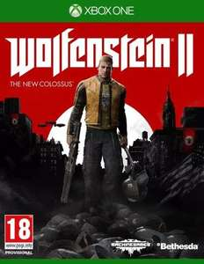 Xbox Game Pass MAJ 2019 Wolfenstein II: The New Colossus 3 miesiace za 4zl.