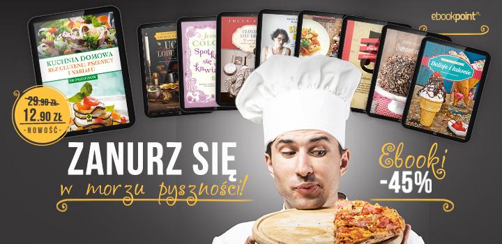 EbookI kulinarne 40% taniej @ ebookpoint.pl