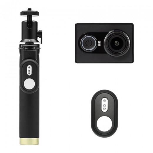 YI Z23L - kamerka + selfie stick + pilot - dostawa w cenie!