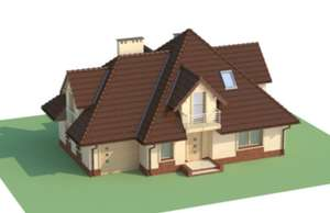 Każdy gotowy projekt domu w cenie 900zł.