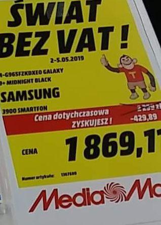Samsung S9+ Media Markt