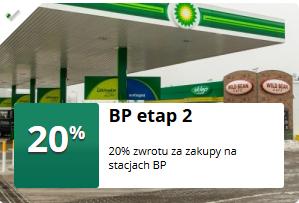 mOkazje: -20% na zakupy na stacji BP - Etap 2