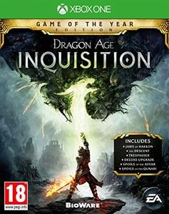 Dragon Age: Inquisition – Game of The Year [Xbox One] za 106zł @ Zavvi