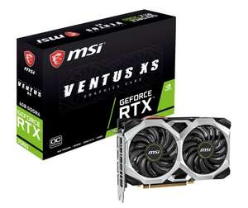 Karta graficzna MSI GeForce RTX 2060 VENTUS XS OC
