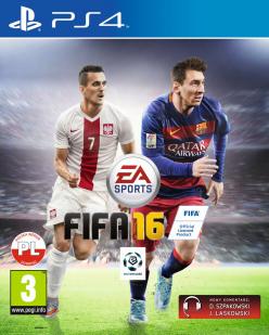 Fifa 16 PL PS4