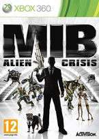 Men in Black Alien Crisis (X360) oraz Carrier Command: Gaea Mission (Xbox360) za 22,49zł @ Empik