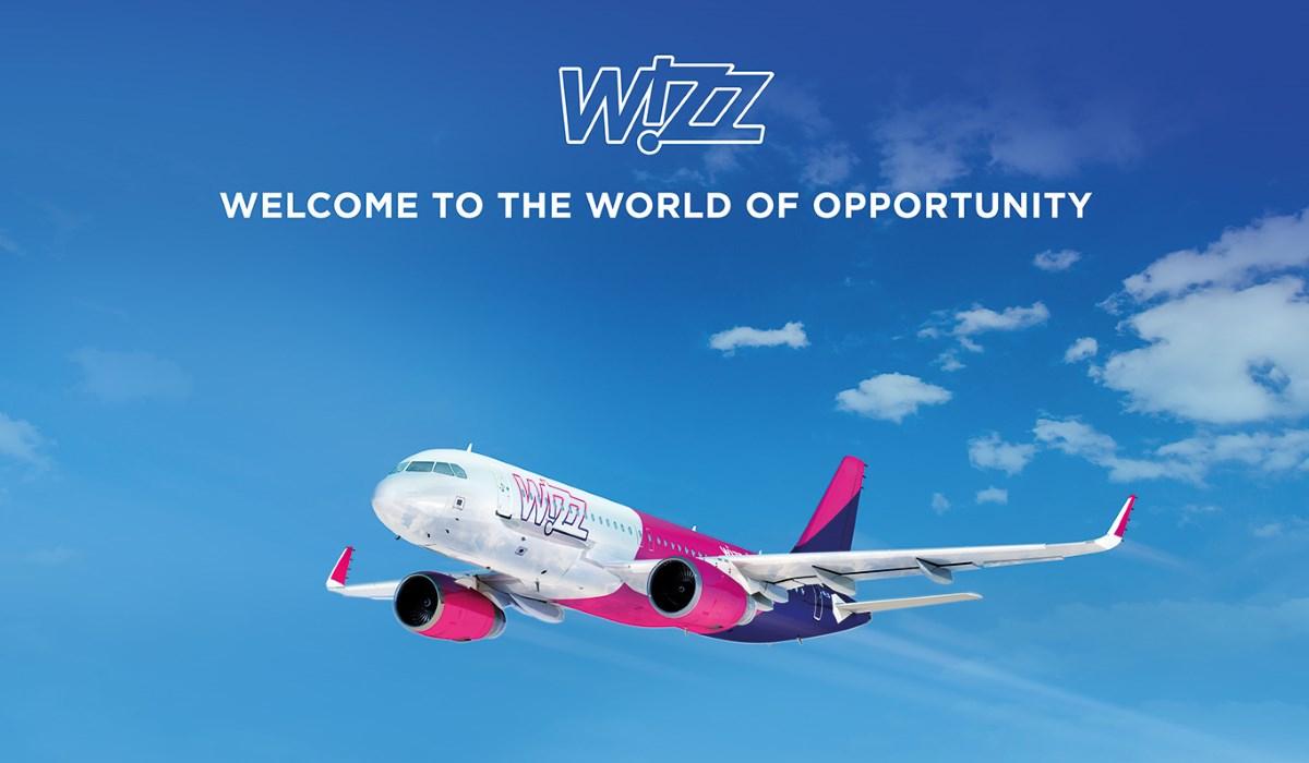 Tylko dzisiaj 20% na wszystkie loty WIZZAIR do 30 czerwca (2 maja)