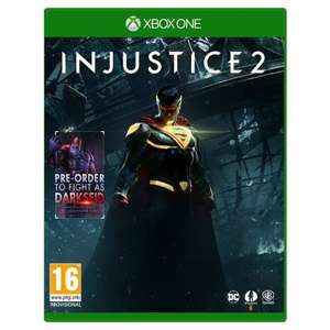 INJUSTICE 2 DELUXE PL + DLC Xbox One