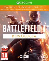 Battlefield 1 Rewolucja PL + Steelbook Xbox One