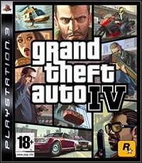 Grand theft auto IV / PS3 / BOX