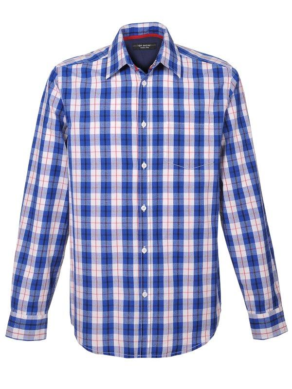Koszula męska z długim rękawem za 29,99zł!!! @ Top secret