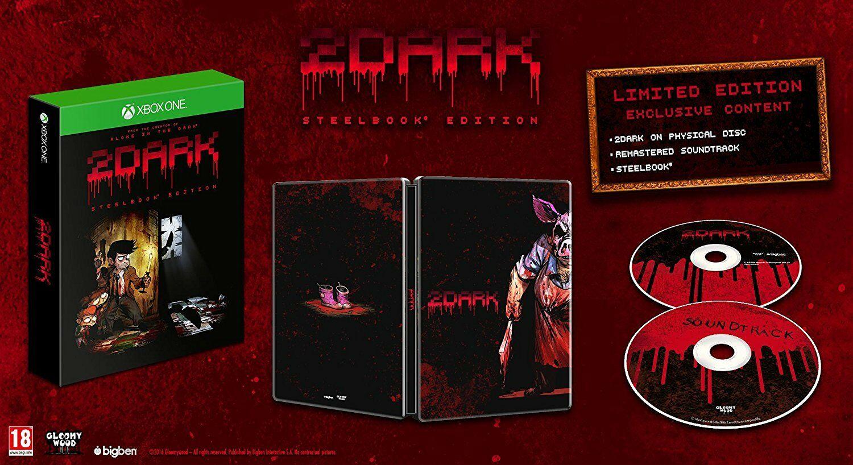 2Dark Steelbook Edition / Xbox One