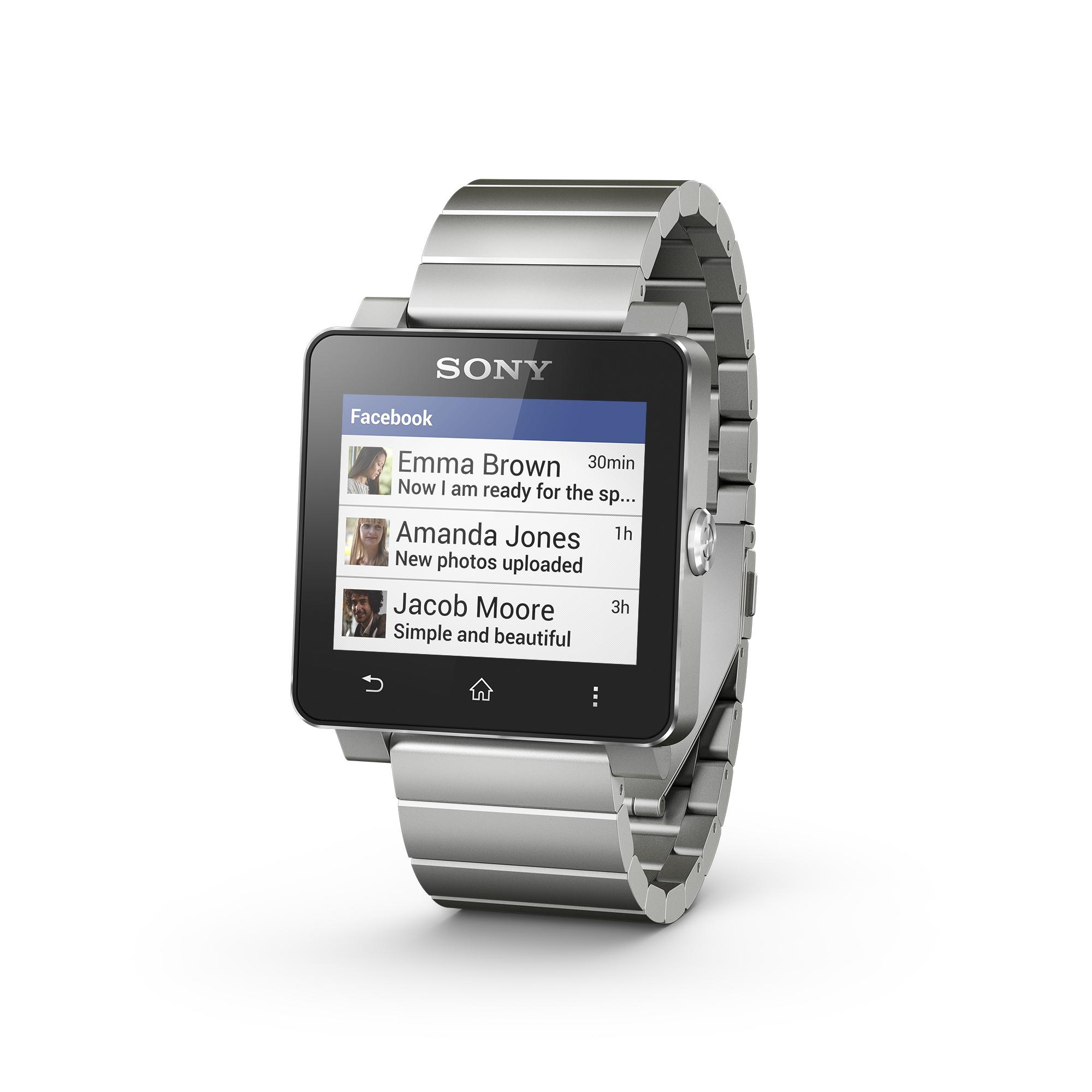 Sony SmartWatch 2 SW2 Metal + karta podarunkowa 20zł Allegro za 315zł @ Allegro