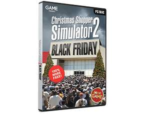 Christmas Shopper Simulator 1 i 2 ZA DARMO @ GAME
