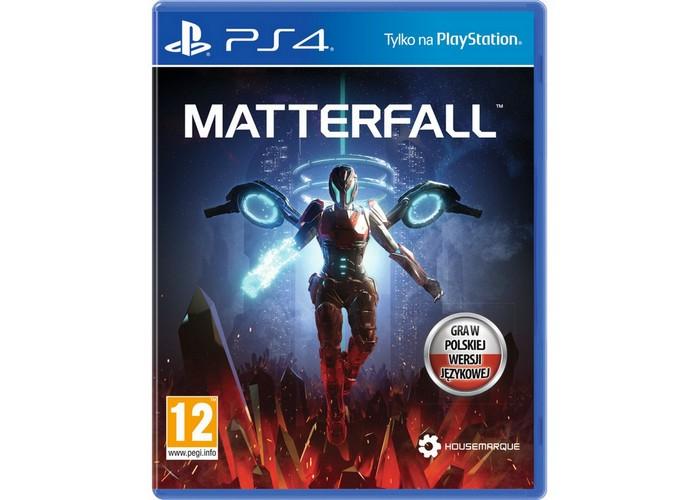 Matterfall + Gra To Jesteś TY PS4