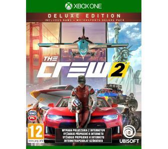The Crew 2 - Edycja Deluxe Xbox One