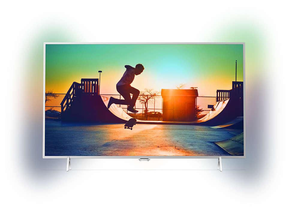 Telewizor PHILIPS 55PUS6432 UHD