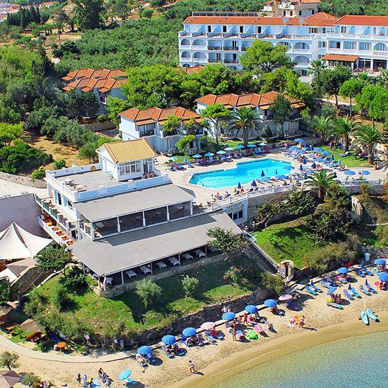 Zakynthos hotel 5* Sentido Alexandra Beach Resort All 07.05 Wawa