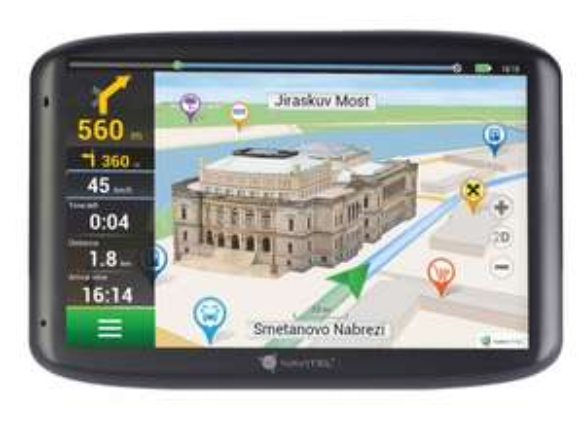 Nawigacja Navitel E100 - mapa Polski + Litwy, Łotwy, Estonii i Białorusi @Komputronik
