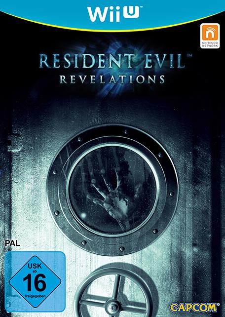 Resident Evil Revelations Wii U/3DS