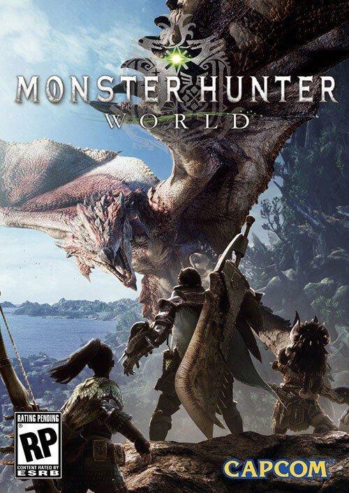 PC Monster Hunter World @cdkeys