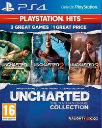 Uncharted: Kolekcja Nathana Drake'a PL PS4