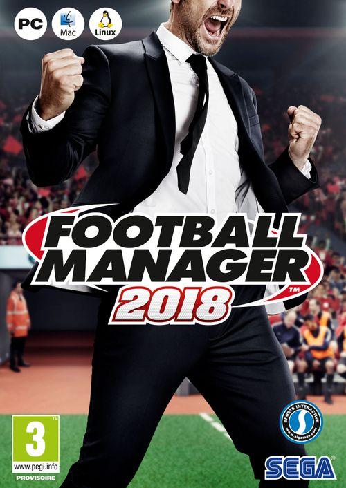 Football Manager 2018 - Edycja Limitowana (+Touch) PC/Mac