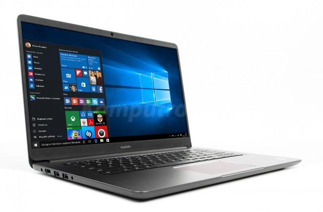 Huawei MateBook D 15.6 i5 256 GB SSD 8 GB RAM + Windows 10 w komputronik