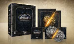 Blizzard Entertainment WoW: Battle for Azeroth - Kolekcjonerka