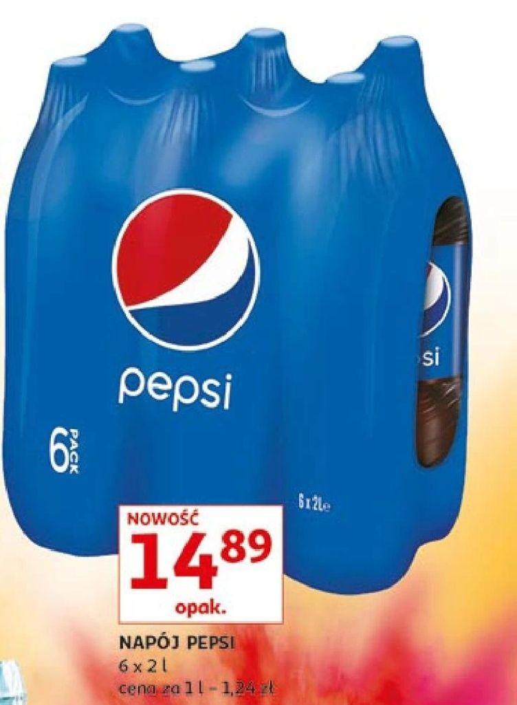 Pepsi 6 x 2L - Auchan