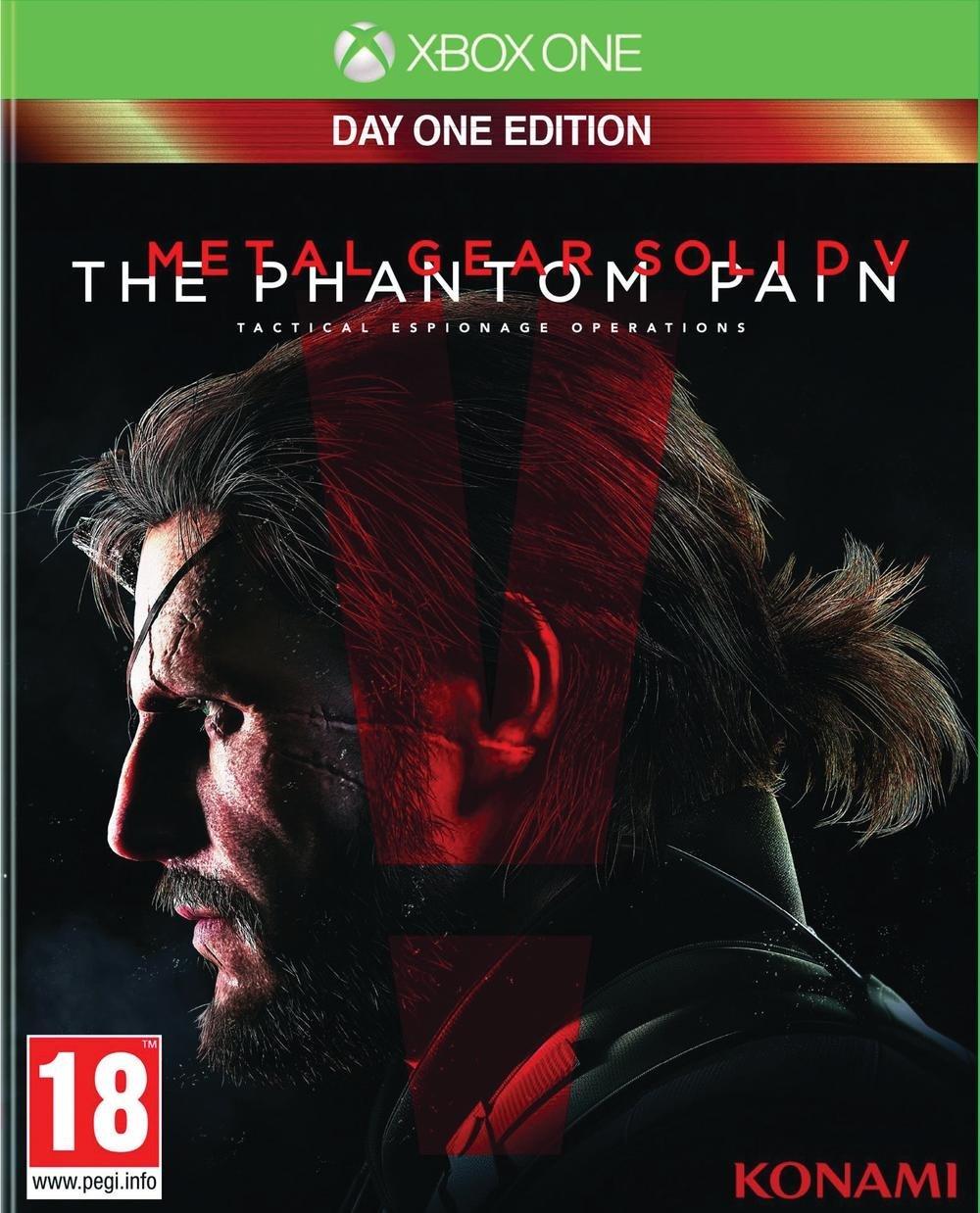 Metal Gear Solid V : The Phantom Pain (Day One Edition) [Xbox One] za 124,99zł @ KonsoleiGry