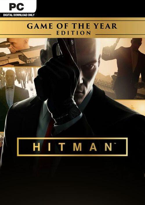 Hitman Game of The Year Edition w cdkeys