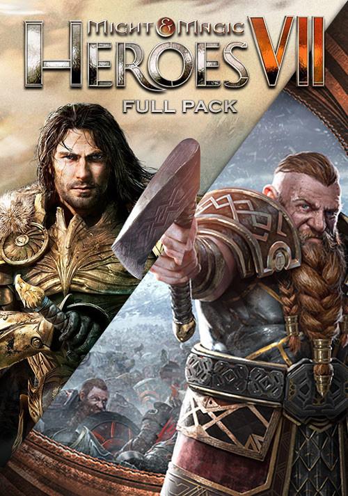 Might & Magic Heroes VII - Full Pack £7.99 w gamesplanet