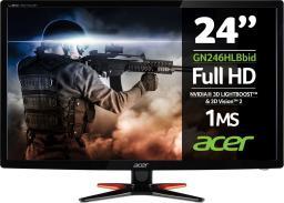 Monitor Acer GN246HLBbid 144 Hz w morele