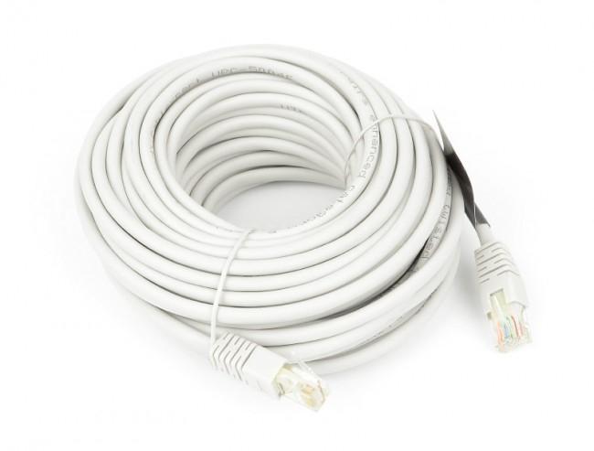 Kabel LAN o długości 15m (kat. 5e )