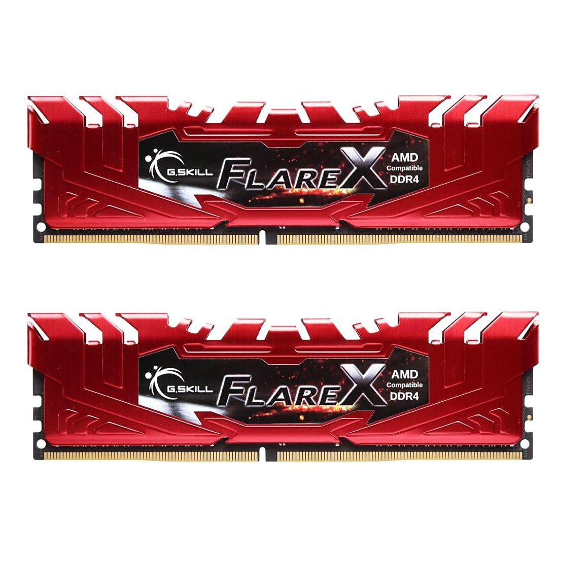 pamięć RAM DDR4 G.SKILL FLARE X 32GB (2x16GB) 2400MHz CL15