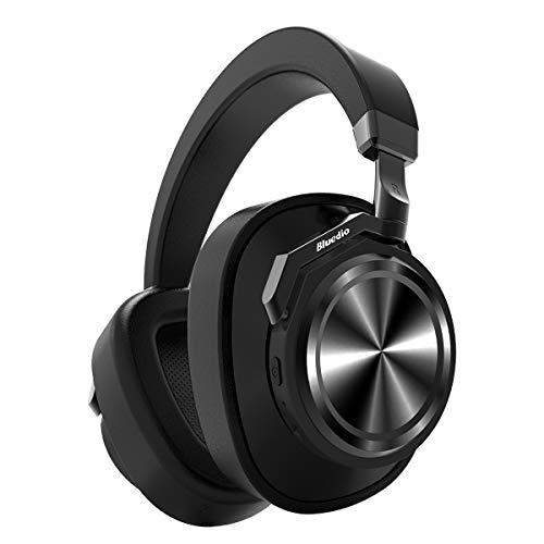 Bezprzewodowe słuchawki Bluedio T6 z noise cancelling @ Amazon (ES)