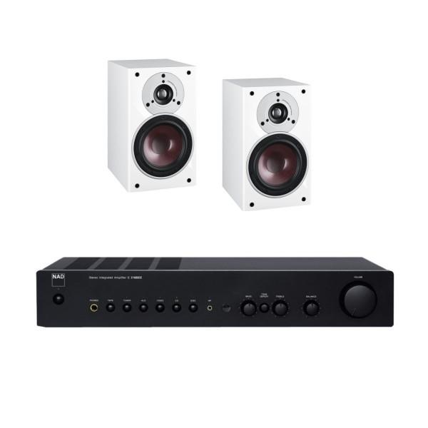 Zestaw wzmacniacz NAD C316BEE + kolumny stereo Dali Zensor 1