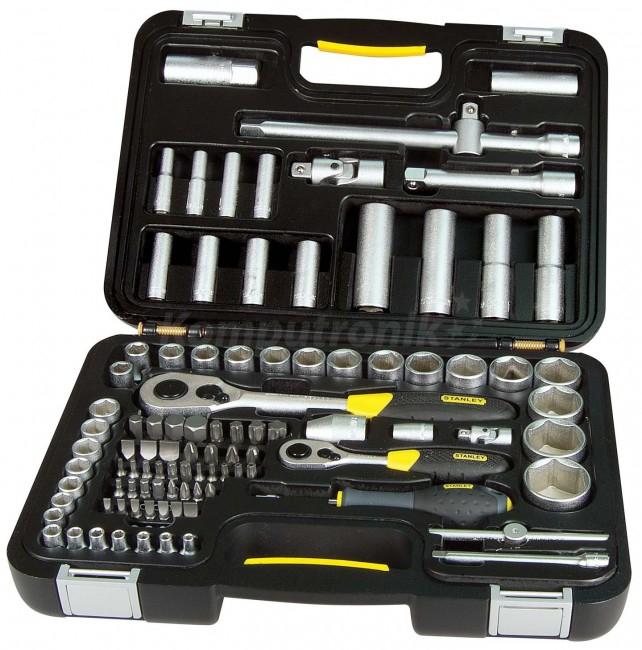 """Zestaw narzędzi - Stanley 1/4"""" + 1/2"""" 1-94-668 w komputronik"""