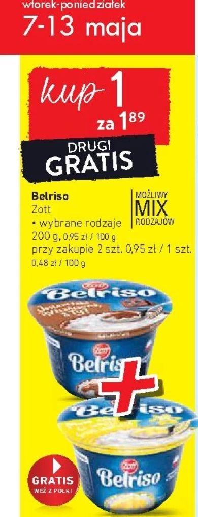 2x deser ryżowy Belriso (tylko 0,95zł za 1) @ Intermarche