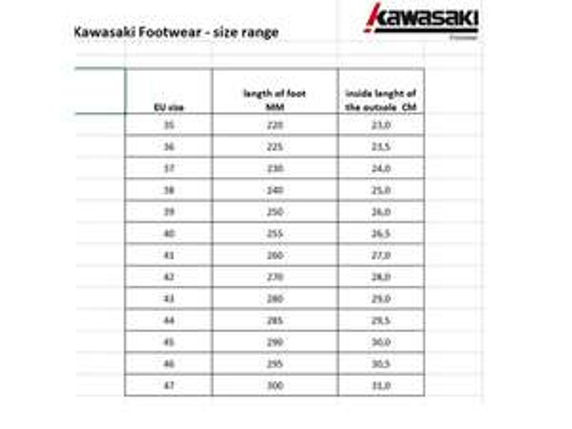 Sneakersy Canvas Kawasaki