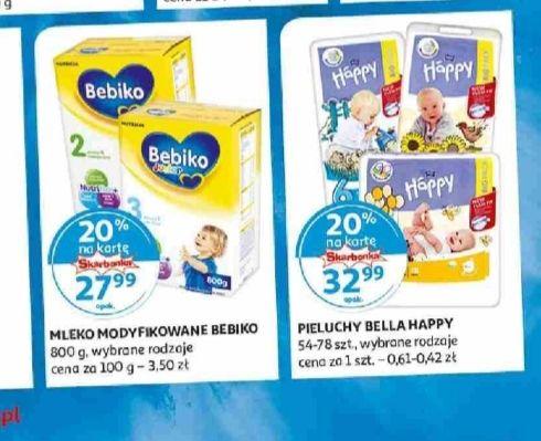 Mleko Bebiko 800g Auchan