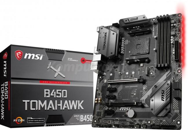 MSI B450 TOMAHAWK na komputronik