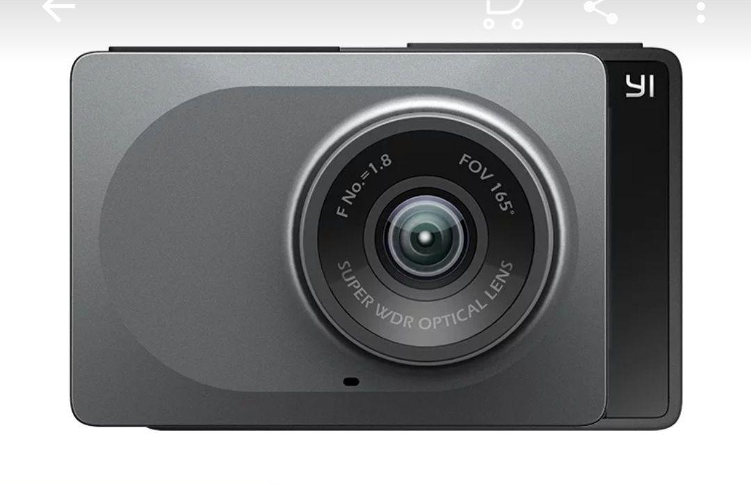 Kamerka wideorejestrator Yi Smart Dash Cam z Hiszpanii