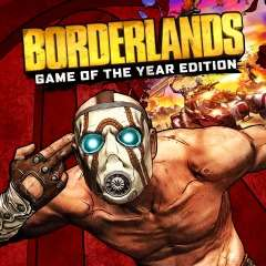 Borderlands: Game of the Year Edition PS4