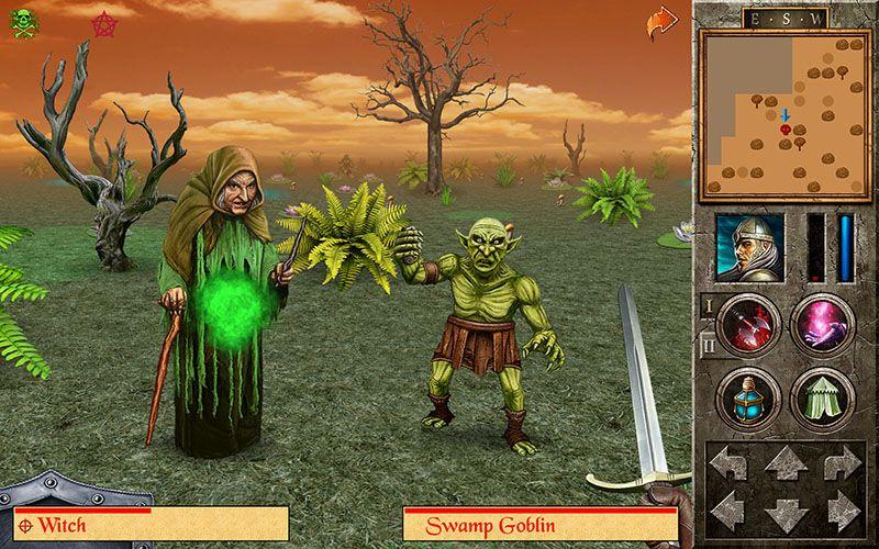 The Quest, RPG dla fanów klasyków, za połowę ceny w Google Play