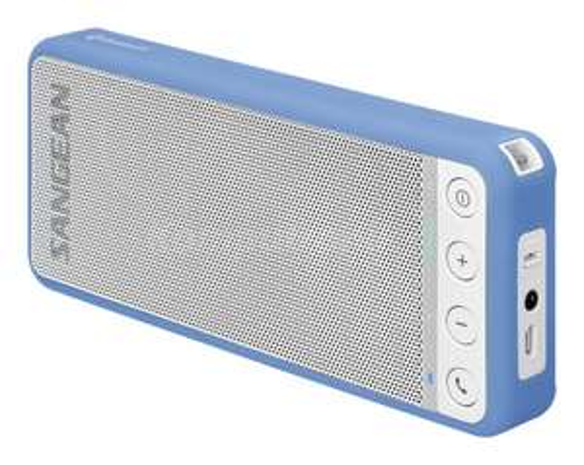Głośnik bluetooth  Sangean BTS-101 niebieski, @komputronik