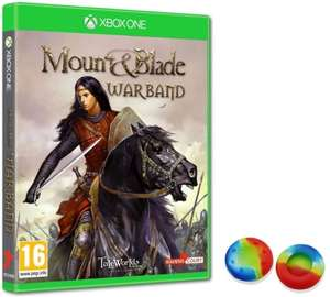 MOUNT AND & BLADE WARBAND NOWA + GRATIS Xbox One