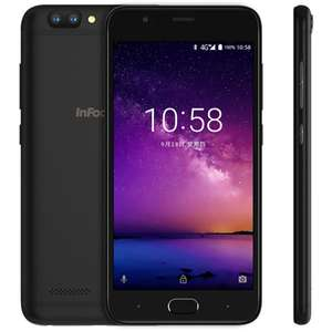 InFocus A3 5.2 Inch HD 3050mAh Front Fingerprint 2GB 16GB MT6737W $59.99